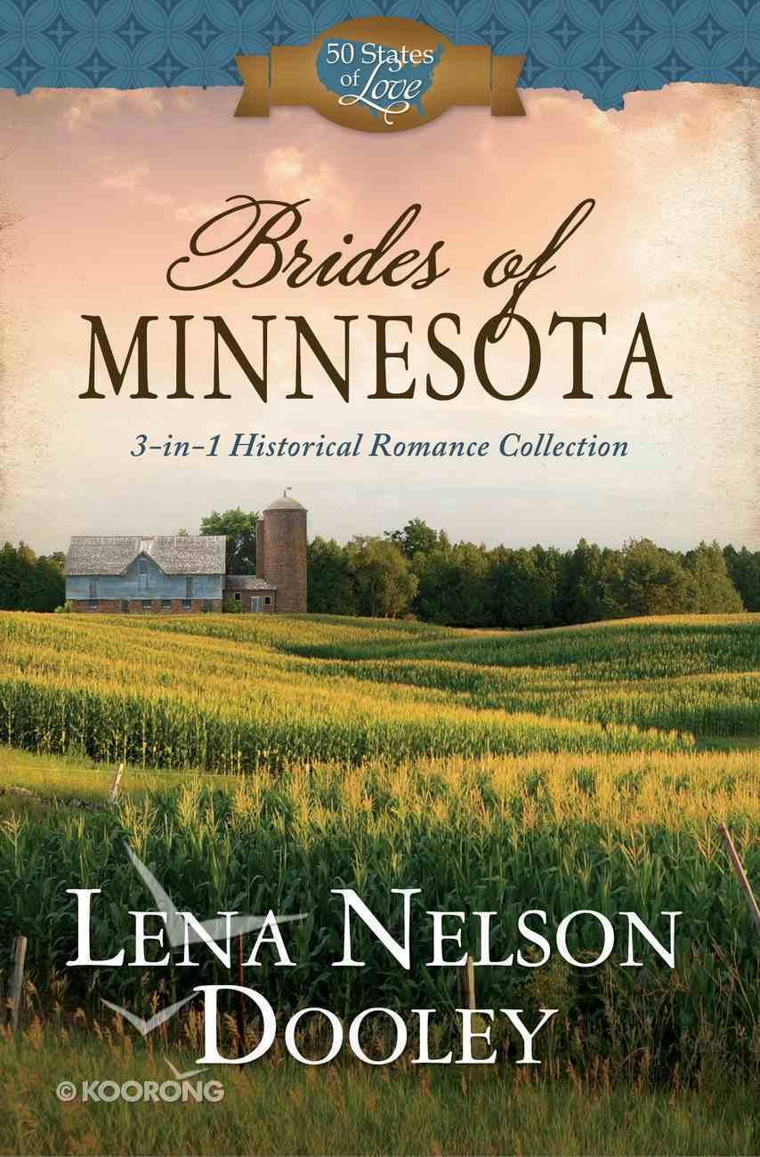Brides of Minnesota (50 States Of Love Series) eBook