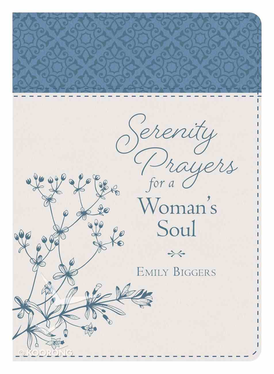 Serenity Prayers For a Woman's Soul eBook