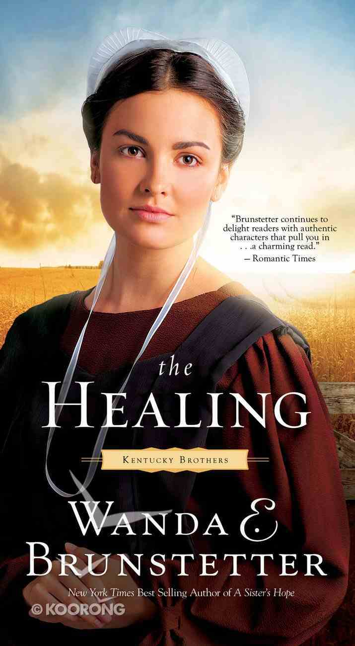 The Healing (#02 in Kentucky Brothers Series) eBook