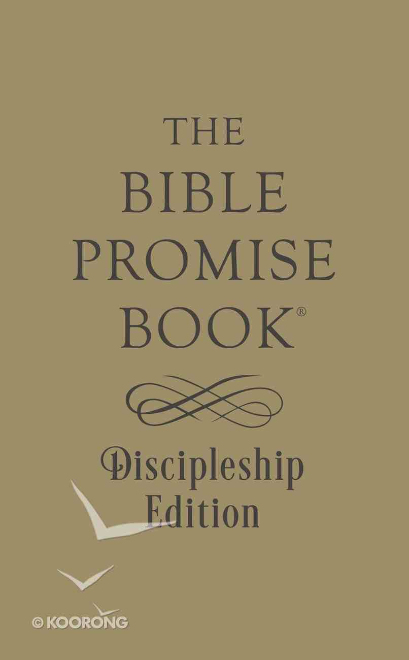 The Bible Promise Book Discipleship Edition eBook