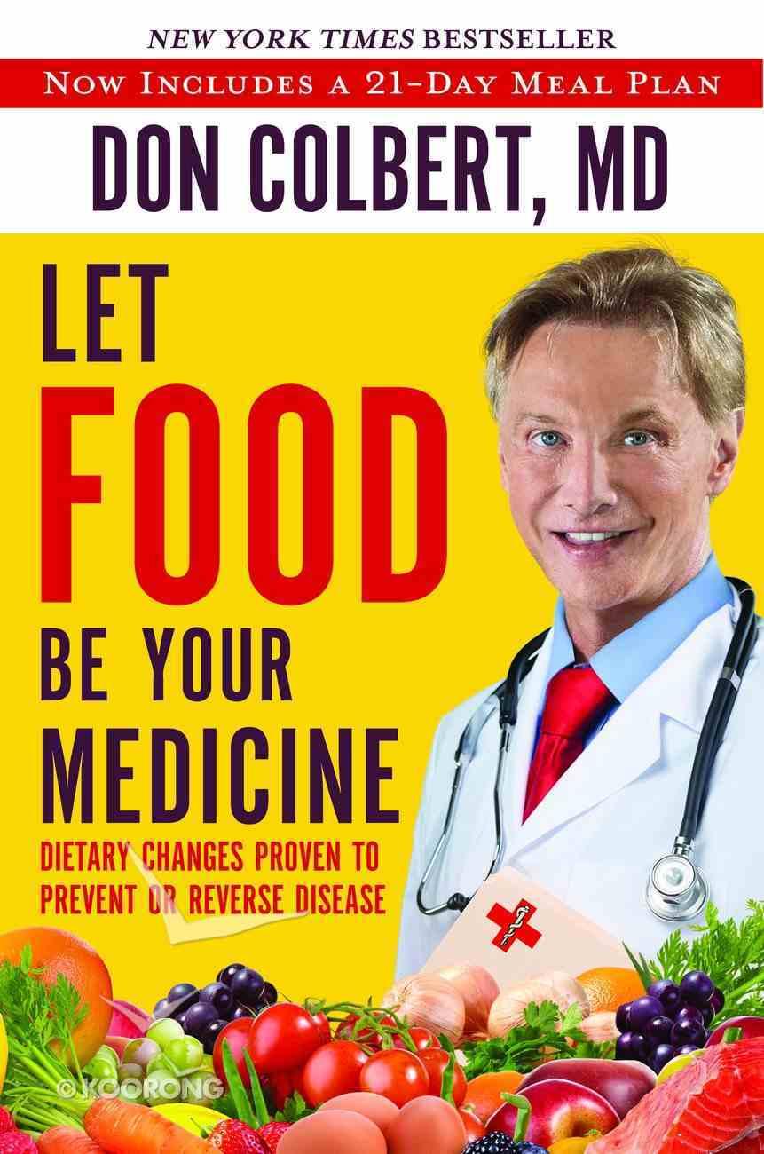 Let Food Be Your Medicine eBook