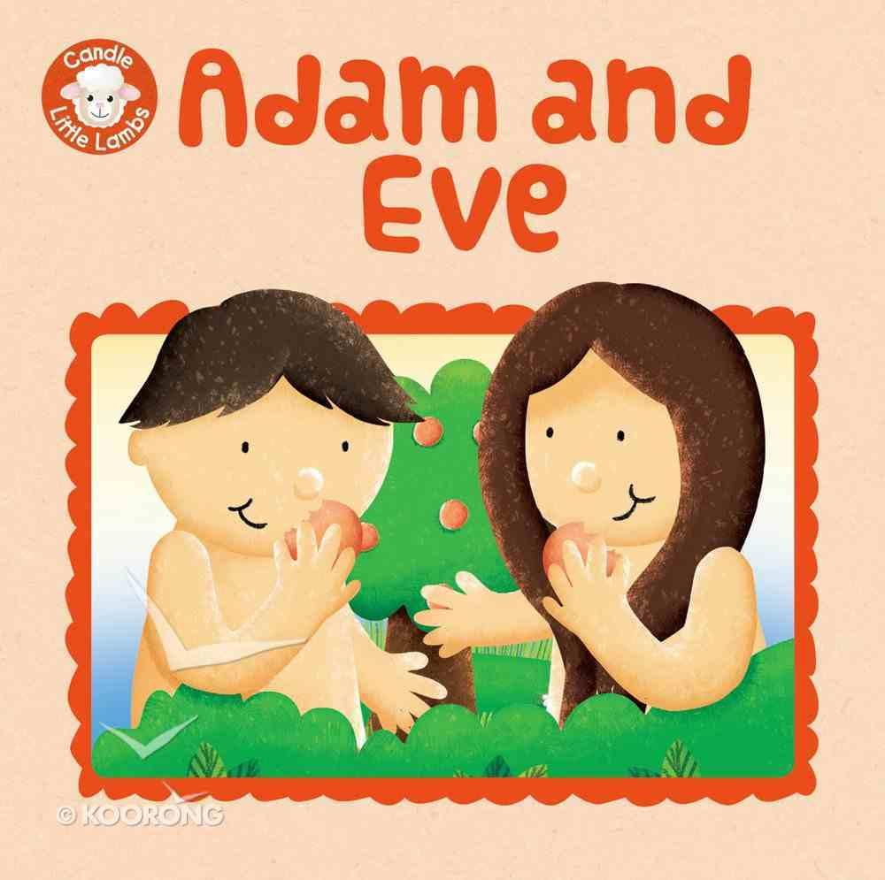 Adam & Eva (Candle Little Lamb Series) eBook