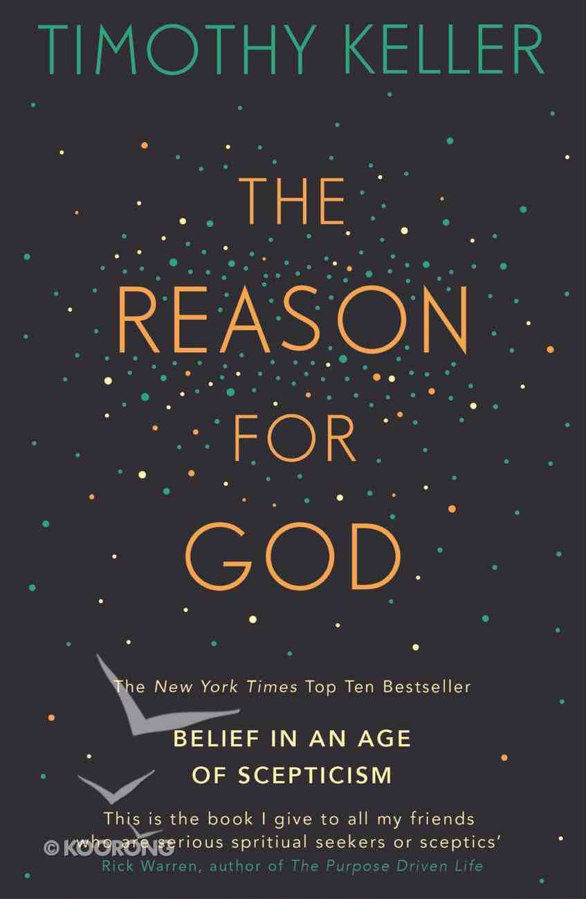 The Reason For God: Belief in An Age of Scepticism eBook