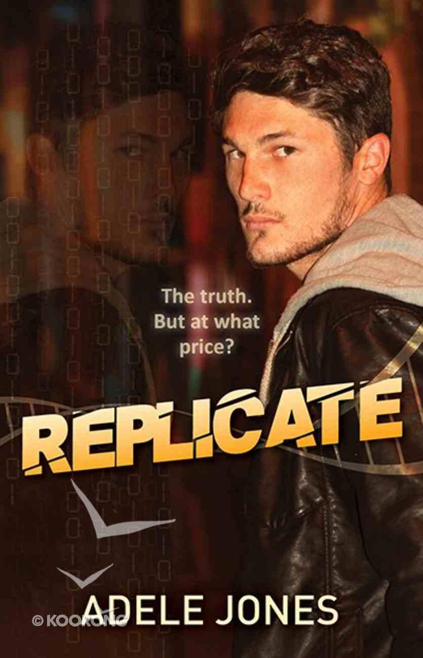 Replicate (#2 in Integrate Series) eBook