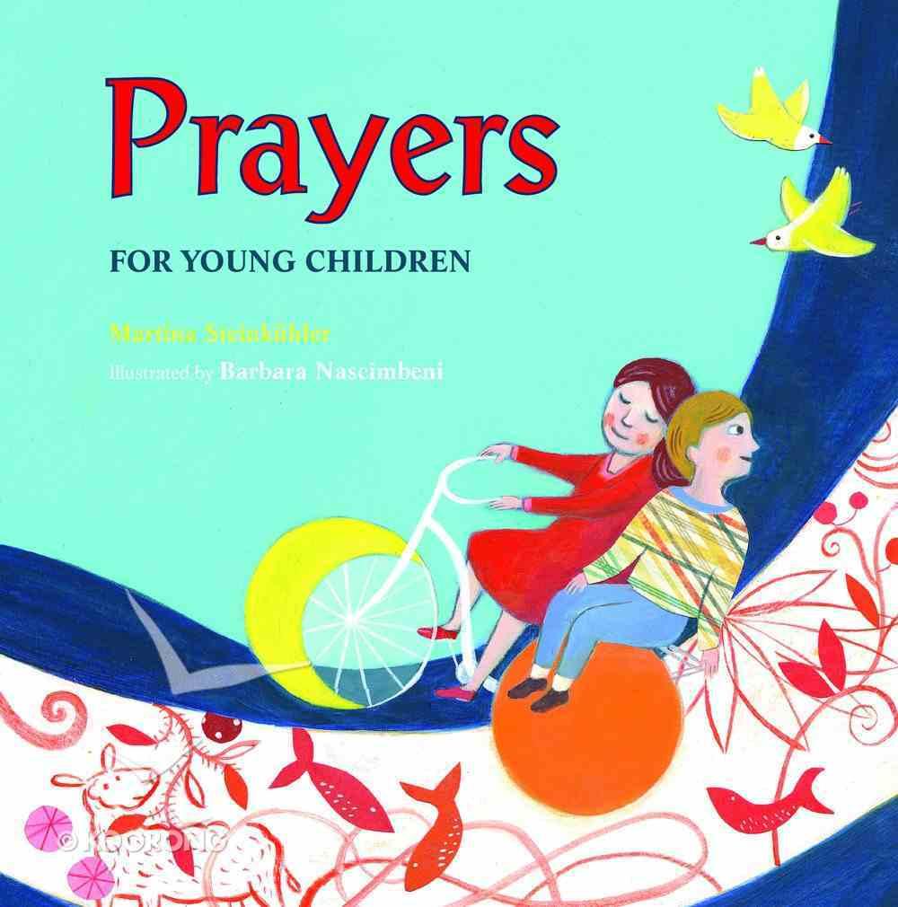 Prayers For Young Children Hardback