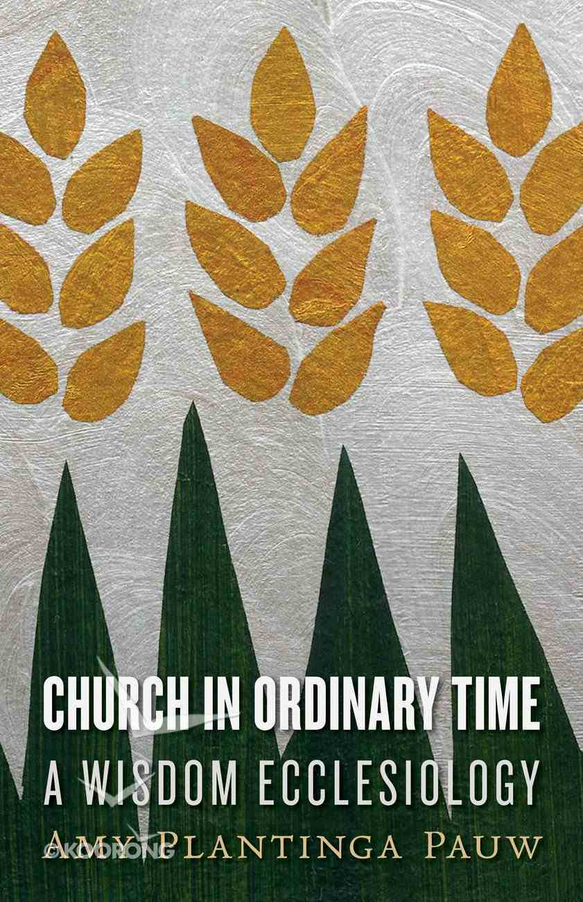 Church in Ordinary Time: A Wisdom Ecclesiology Paperback