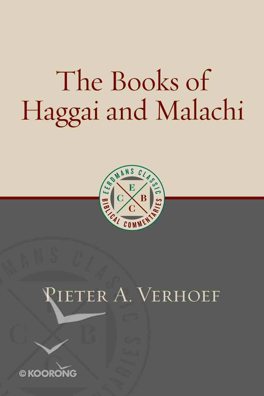 Ecbc: Haggai & Malachi Paperback