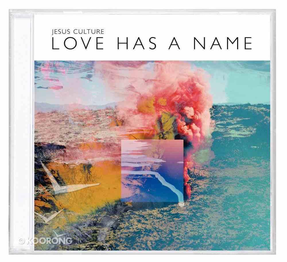 2017 Love Has a Name CD