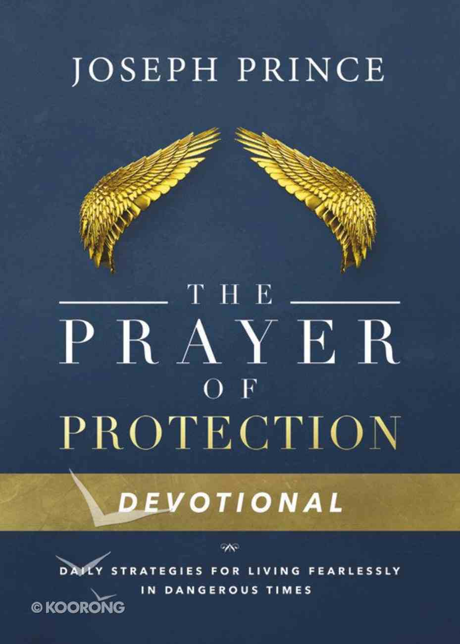 Daily Readings From the Prayer of Protection Hardback