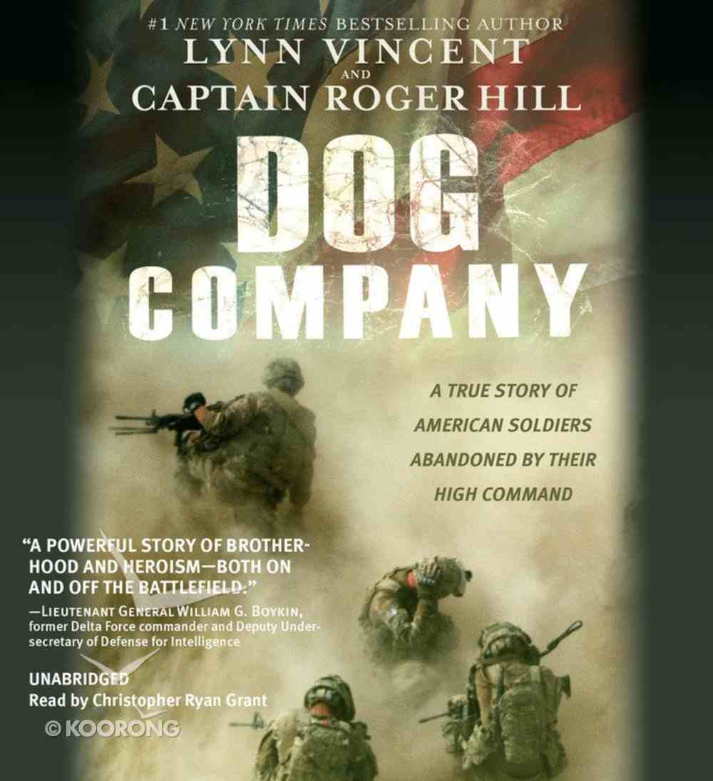 Dog Company (Unabridged, 9 Cds) CD