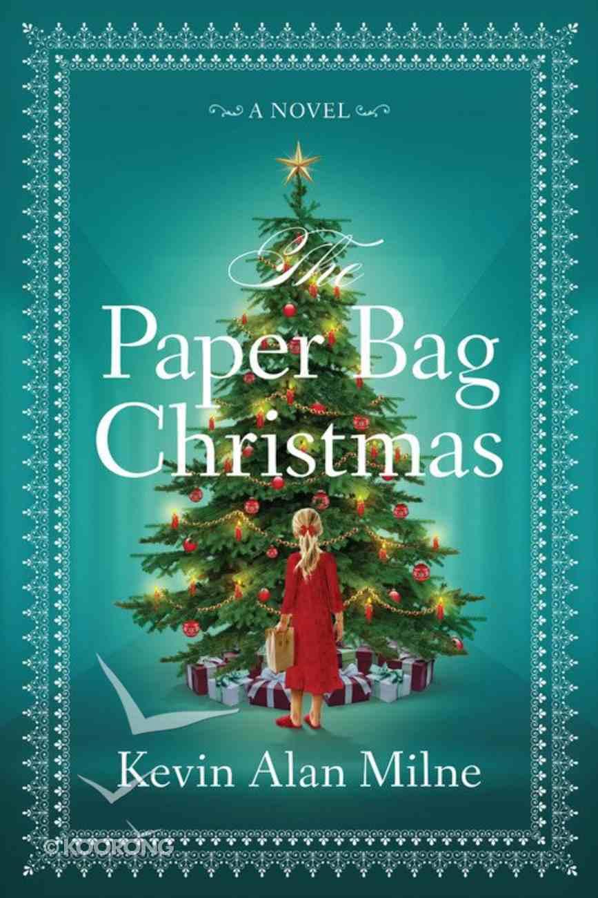 The Paper Bag Christmas Hardback