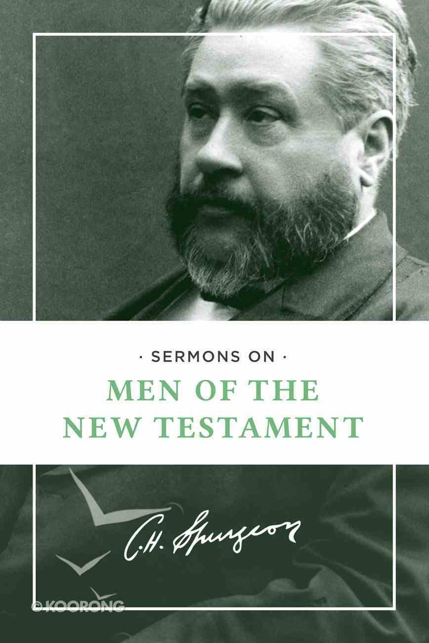 Sermons on Men of the New Testament Paperback
