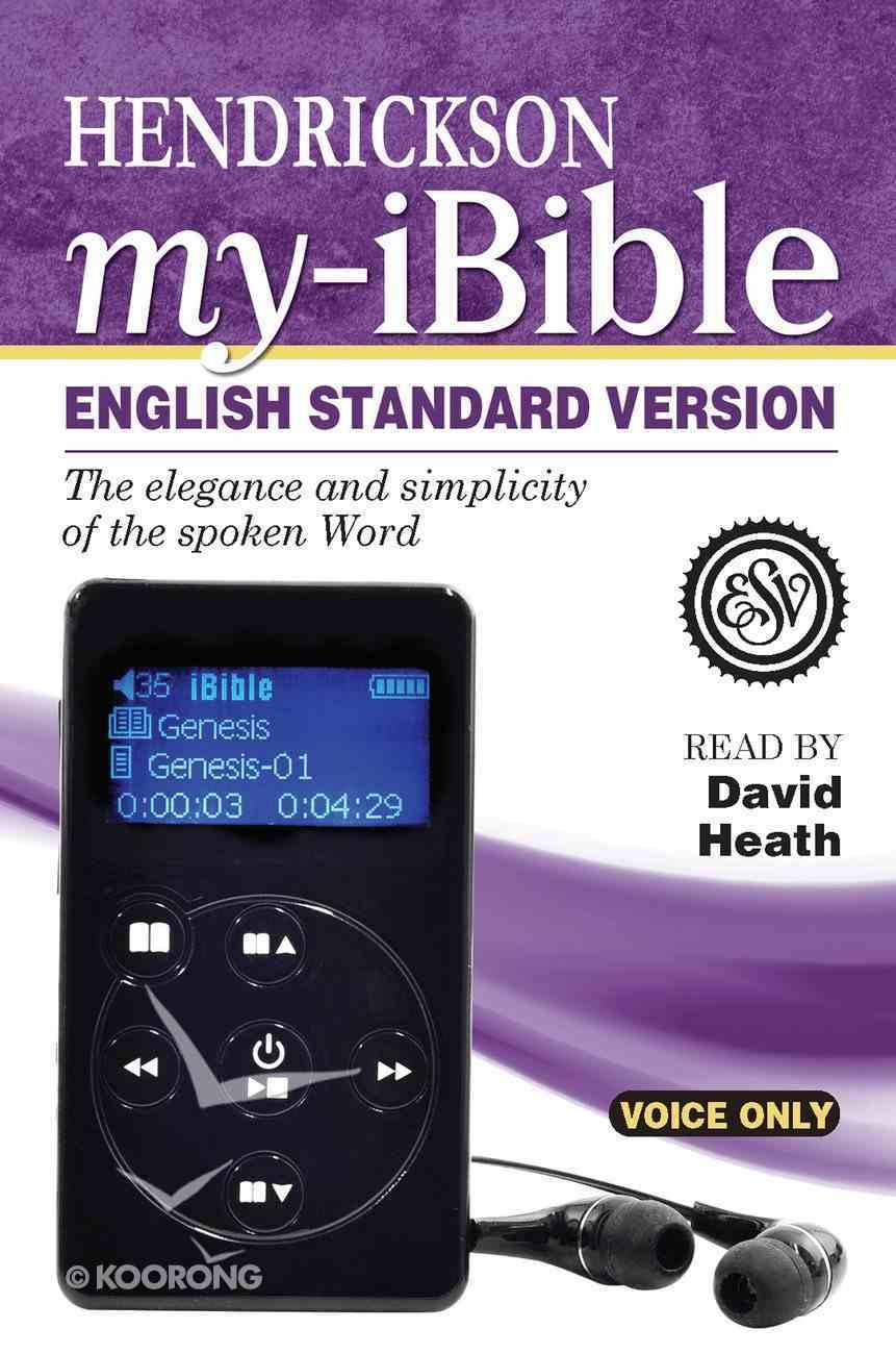 ESV My Ibible (Read By David Heath) Audio Other