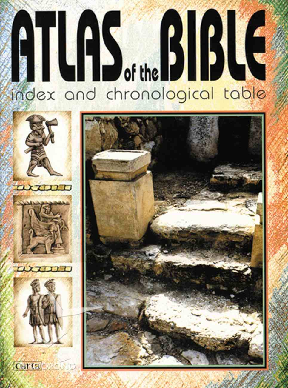 Atlas of the Bible Paperback
