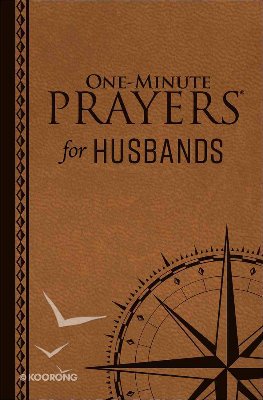 One-Minute Prayers For Husbands (Milano Softone) Imitation Leather