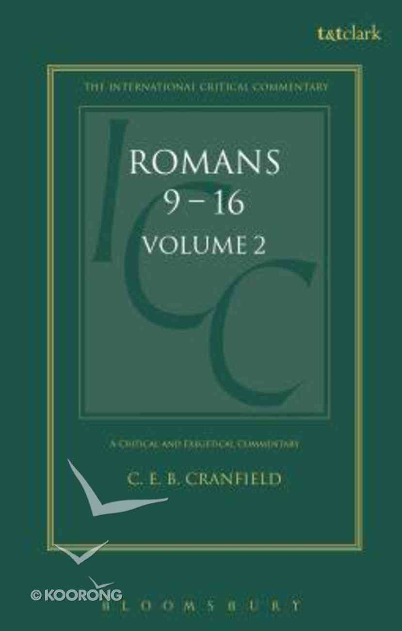 Romans: A Shorter Commentary Paperback