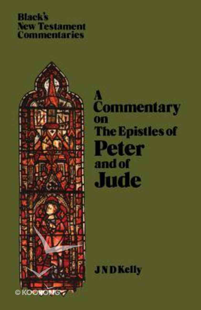 The Epistles of Peter and Jude Paperback
