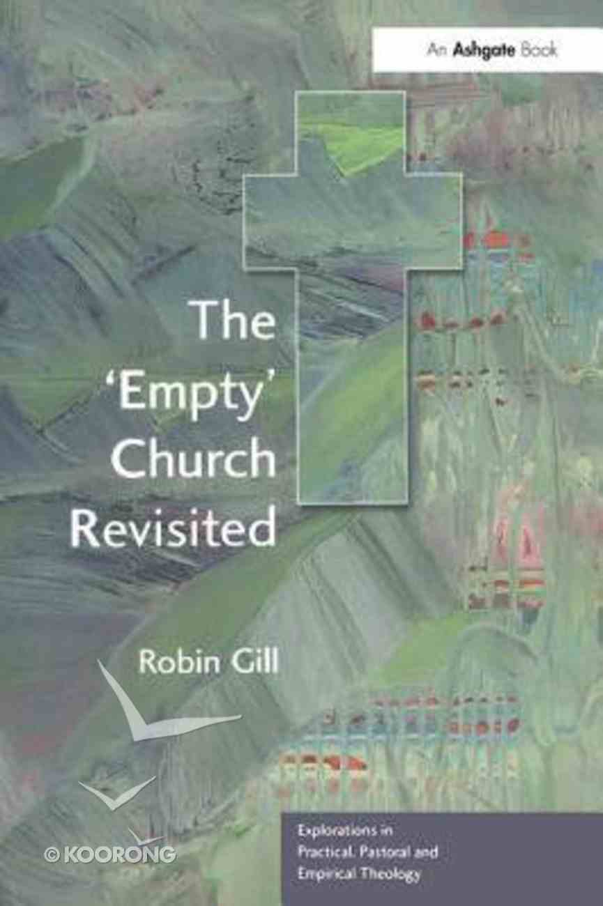 The Empty Church Revisited Paperback