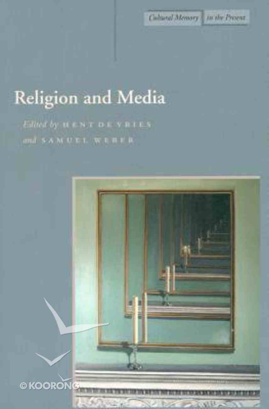 Religion and Media Paperback