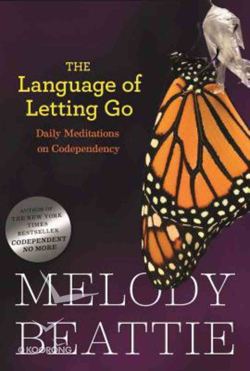 The Language of Letting Go Paperback