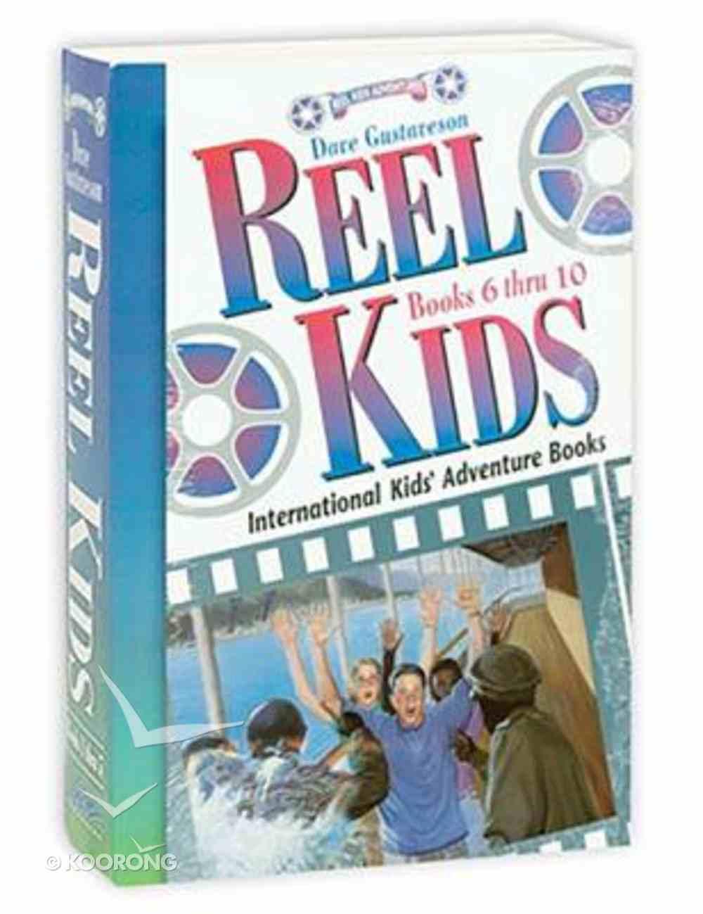 Reel Kids Adventures #06-10 Boxed Set (Reel Kids Series) Paperback