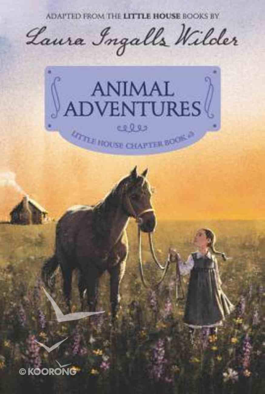 Animal Adventures Paperback