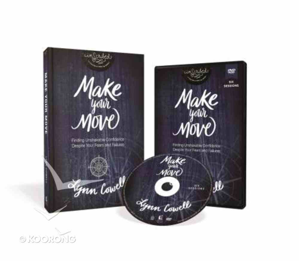 Make Your Move : Finding Unshakable Confidence Despite Your Fears and Failures (Study Guide With DVD) (Inscribed Collection) Pack