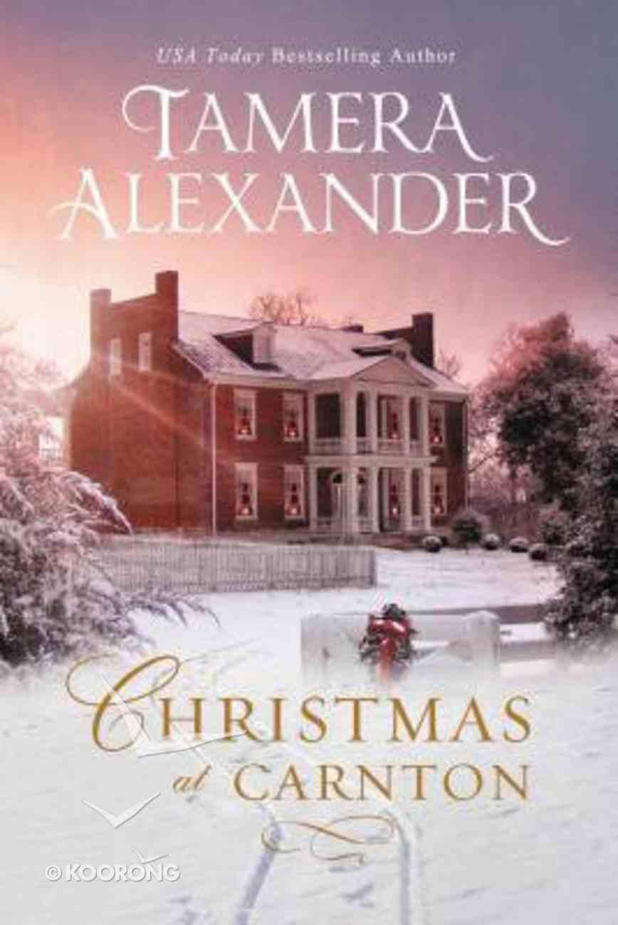 Christmas At Carnton: A Novella Paperback