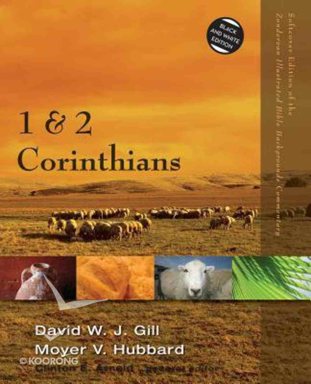 1 & 2 Corinthians (Zondervan Illustrated Bible Backgrounds Commentary Series) Paperback
