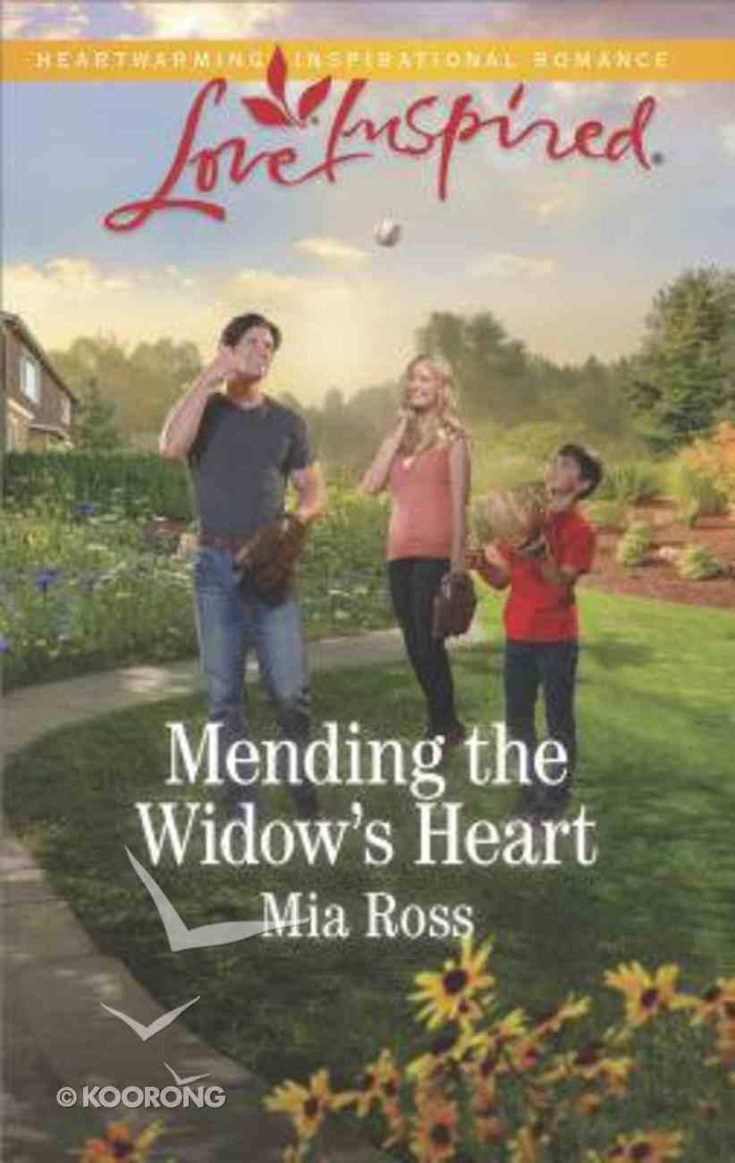 Mending the Widow's Heart (Liberty Creek) (Love Inspired Series) Mass Market
