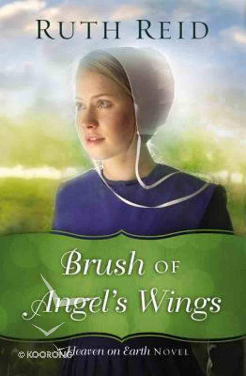 Brush of Angel's Wings (#2 in Heaven On Earth Series) Paperback