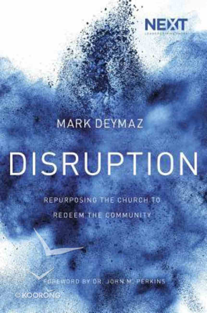 Disruption Paperback