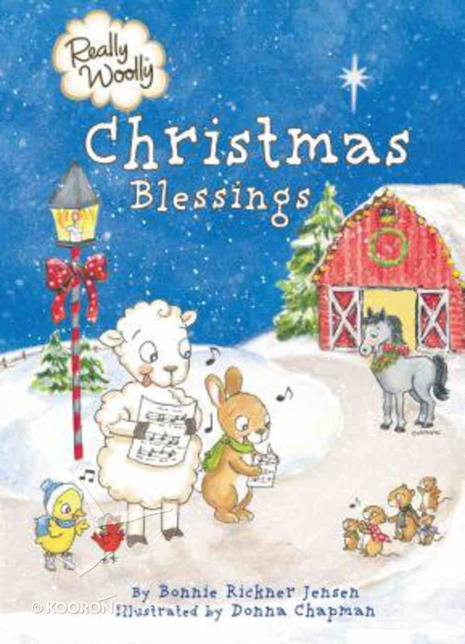 Christmas Blessings (Really Woolly Series) Board Book