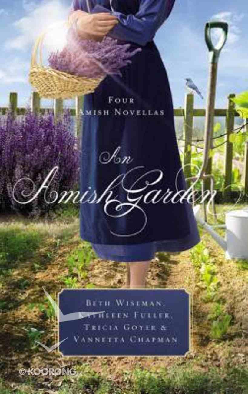 An Amish Garden Paperback