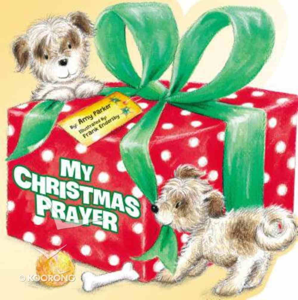 My Christmas Prayer Board Book