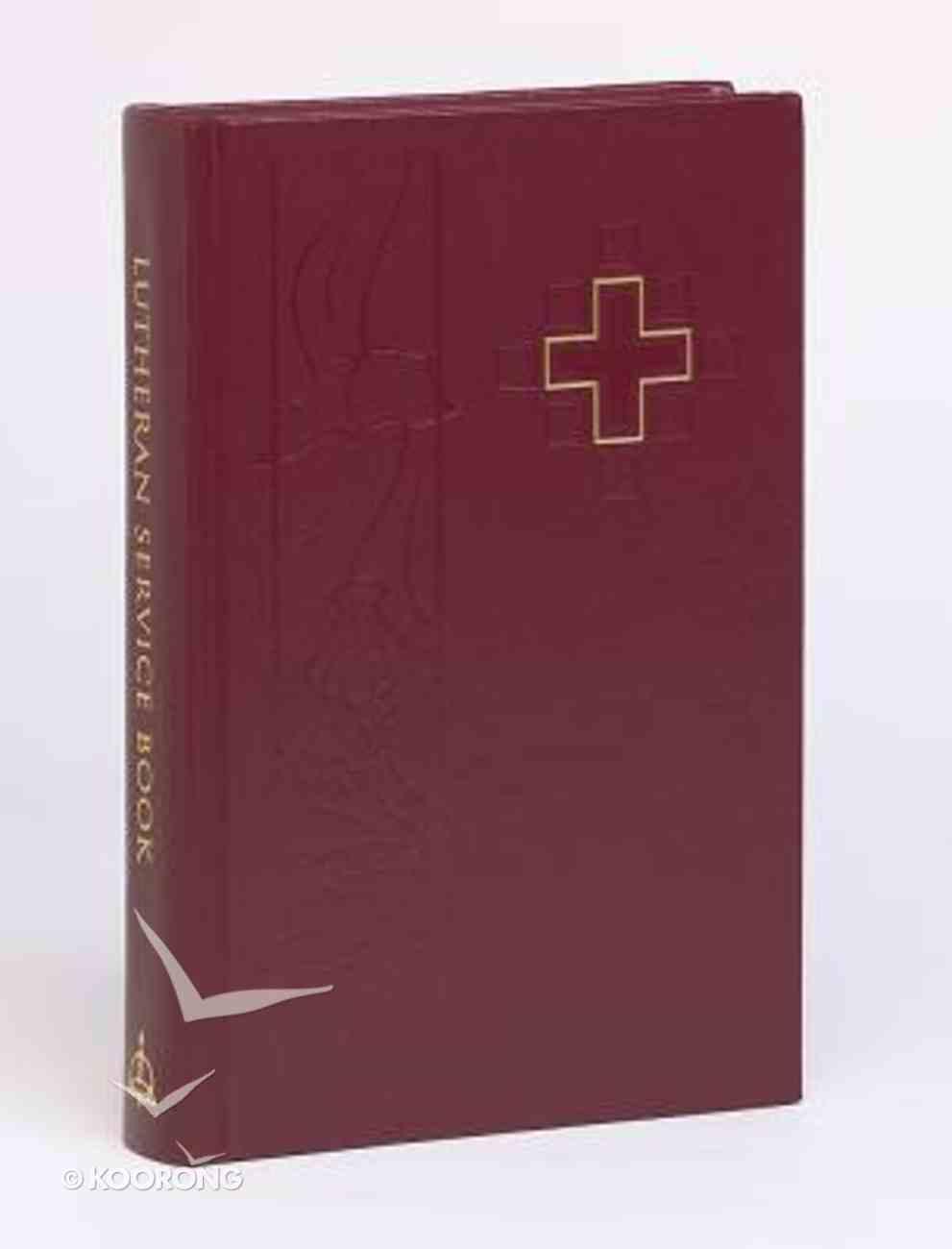 Lutheran Service Book (Pew Edition) Hardback