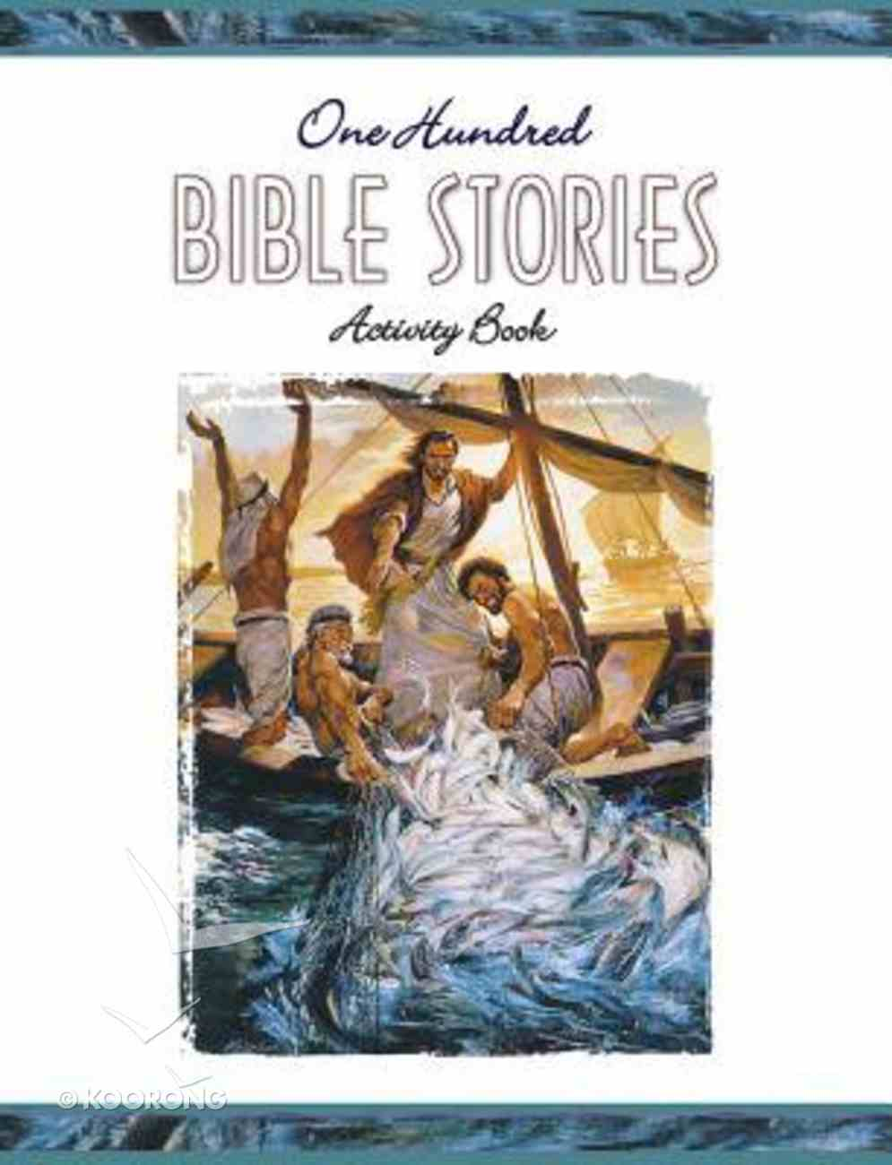 Activity Book: One Hundred Bible Stories Paperback
