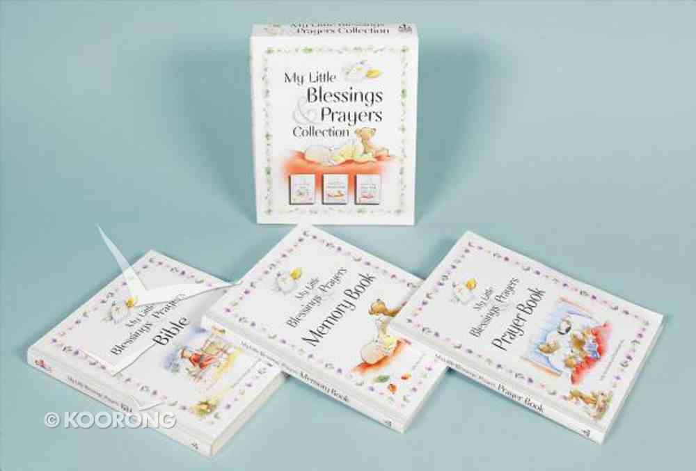 My Little Blessings & Prayers Collection Box