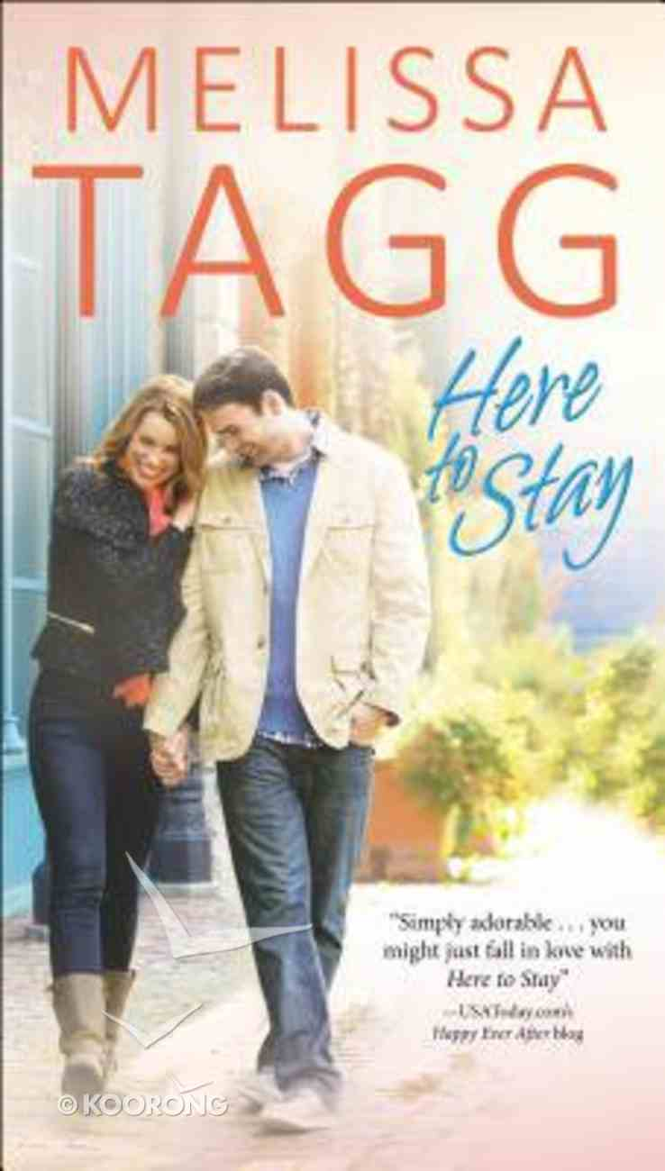 Here to Stay (#02 in Where Love Begins Series) Mass Market
