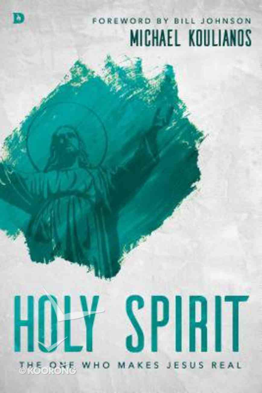 Holy Spirit Paperback