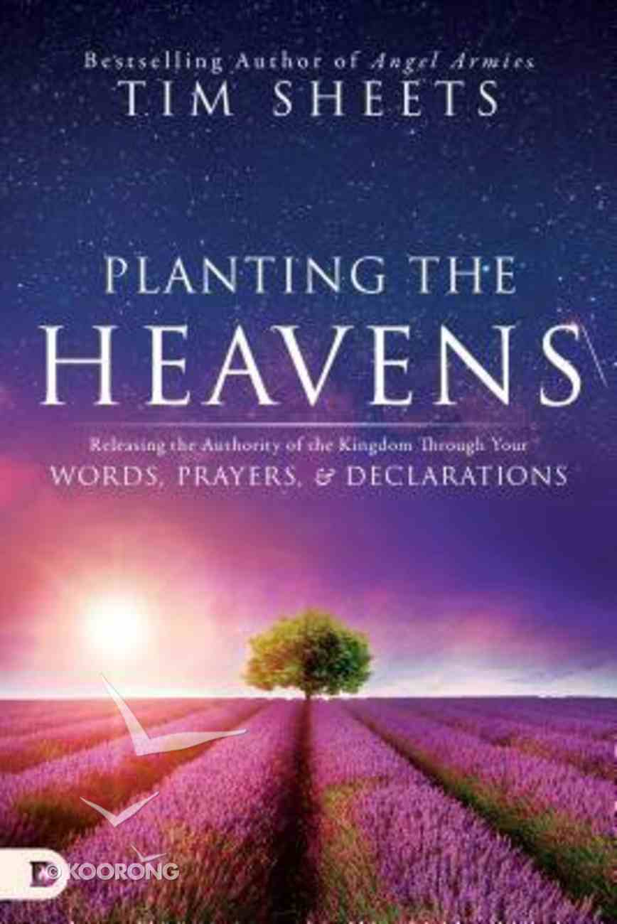 Planting the Heavens Paperback