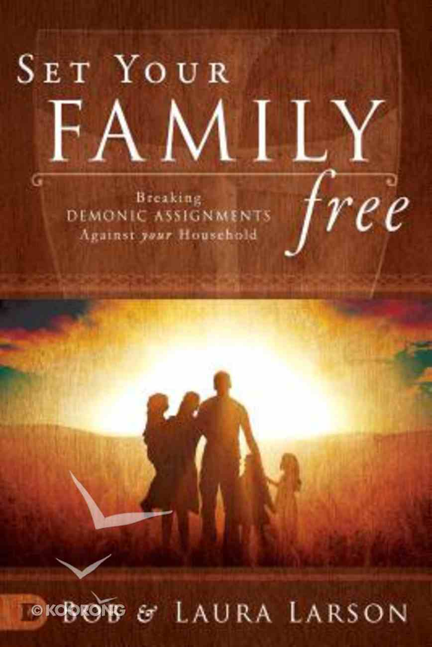 Set Your Family Free Paperback
