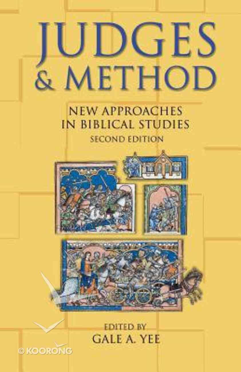Judges & Method (Second Edition) Paperback