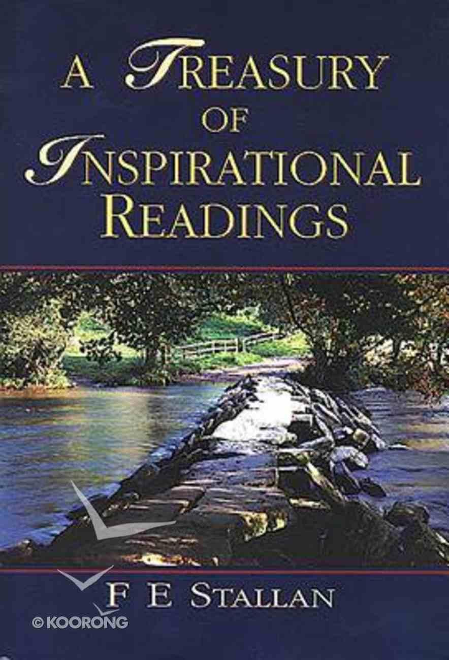 A Treasury of Inspirational Readings Hardback