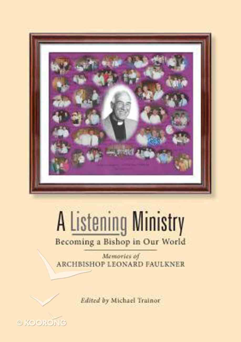 A Listening Ministry Paperback