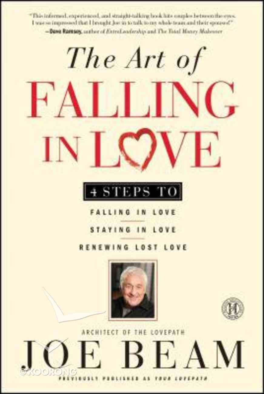 The Art of Falling in Love Paperback