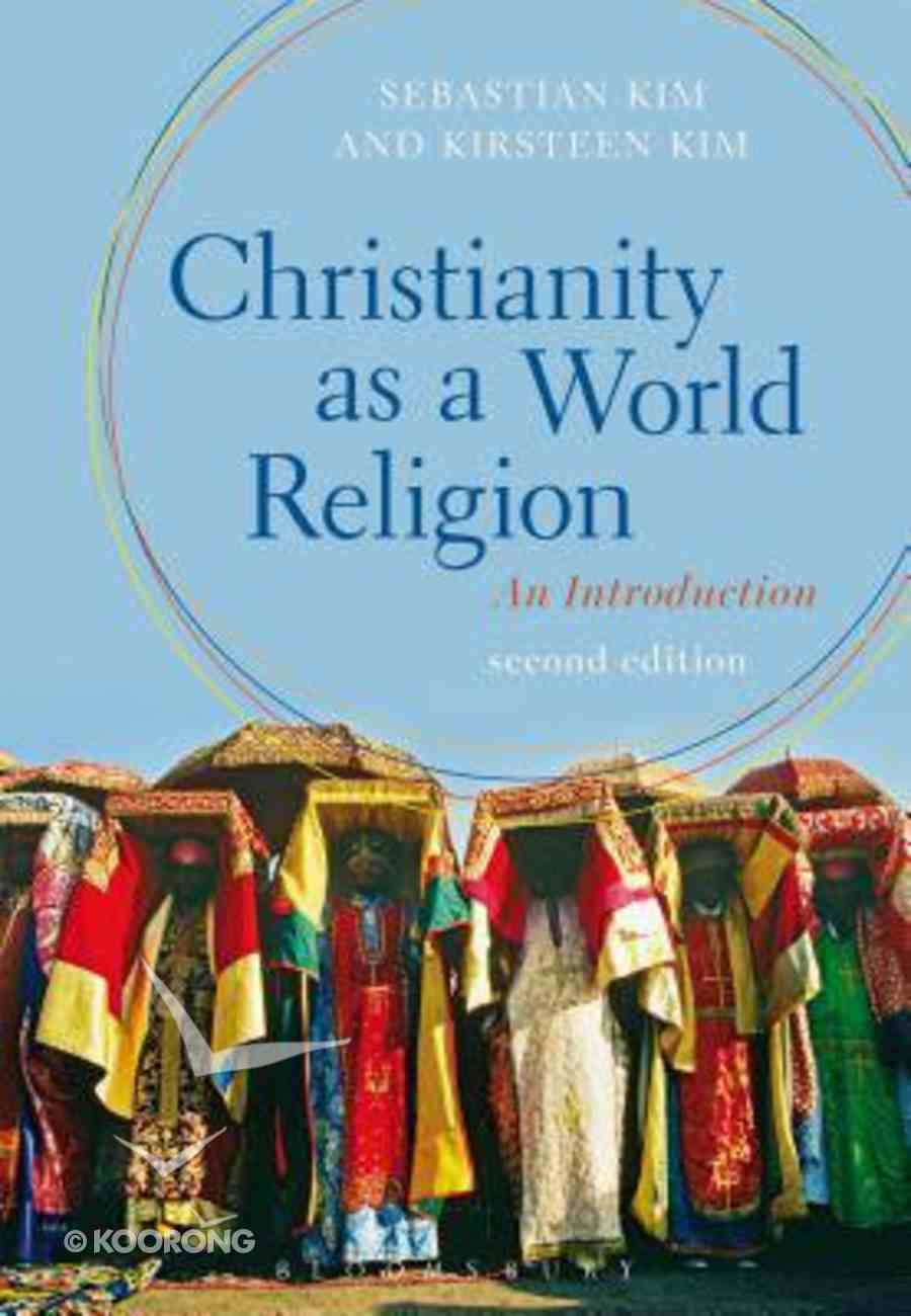 Christianity as a World Religion Paperback