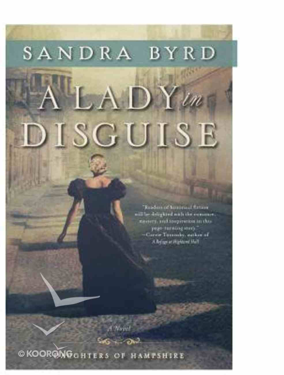 A Lady in Disguise Paperback
