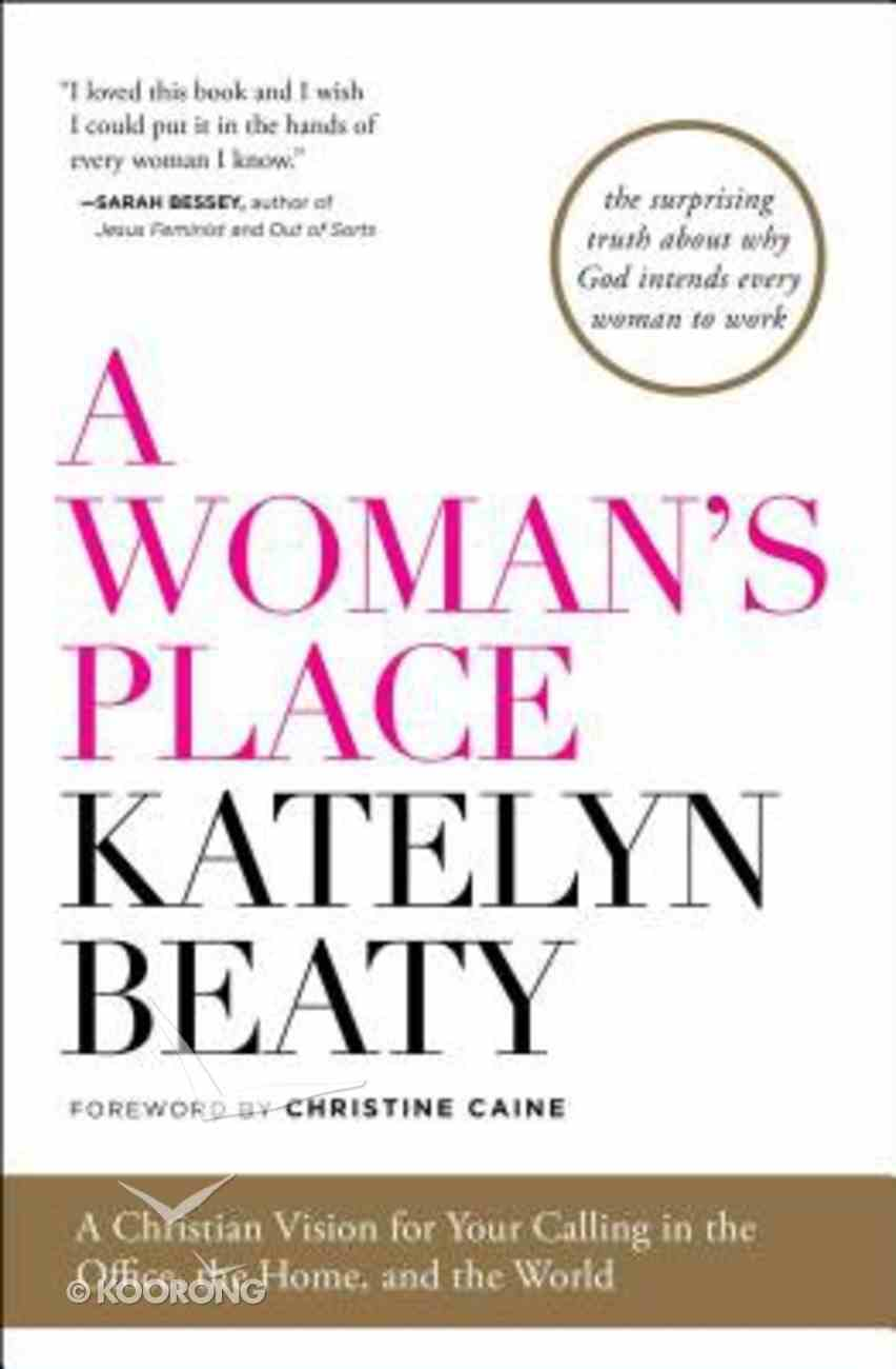 A Woman's Place Paperback