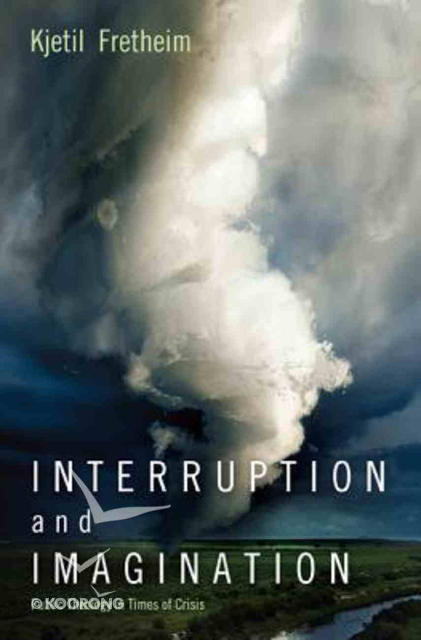 Interruption and Imagination: Public Theology in Times of Crisis Paperback